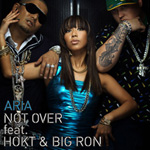 「NOT OVER feat. HOKT & BIG RON」 - CD -